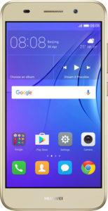 Мобильный телефон Huawei Y3 (2017) Gold (CRO-U00)