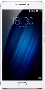 Мобильный телефон Meizu M3 Max (64Gb) Silver