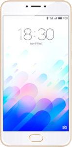 Мобильный телефон Meizu M3 Note (16Gb) Gold