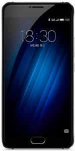 Мобильный телефон Meizu U10 (16Gb) Black