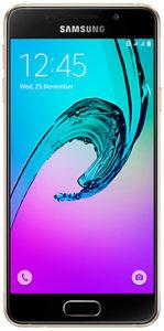 Мобильный телефон Samsung Galaxy A3 (2016) Gold (SM-A310F/DS)