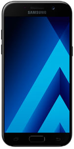 Мобильный телефон Samsung Galaxy A3 (2017) Black (SM-A320F/DS)