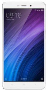 Xiaomi Redmi 4 Silver