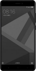 Xiaomi Redmi 4X (32Gb) (Global Version) Black
