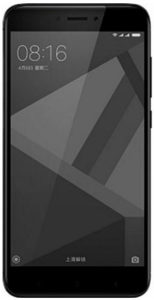 Xiaomi Redmi Note 4X (16Gb) Black