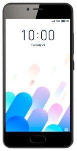 Мобильный телефон Meizu M5c (16Gb) Black