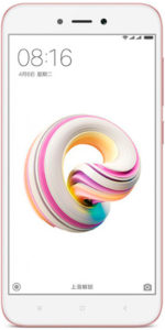 Xiaomi Redmi 5A (16Gb) Rose Gold