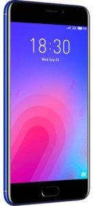 Мобильный телефон Meizu M6 (16Gb) Blue