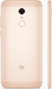 Xiaomi Redmi 5 Plus (64Gb) Gold