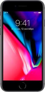 Apple iPhone 8 64GB темно-серый