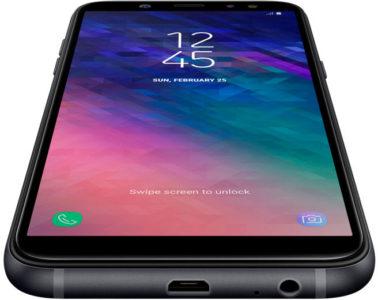 Samsung Galaxy A6 (2018) Black