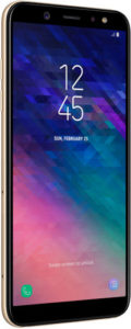 Samsung Galaxy A6 (2018) Gold