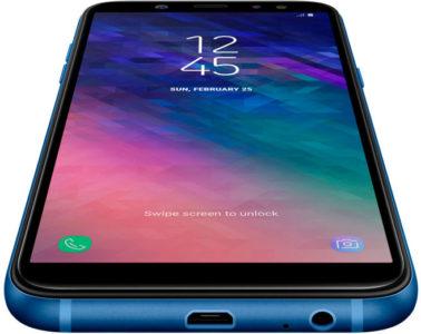Samsung Galaxy A6+ (2018) Blue