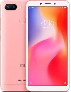 Xiaomi Redmi 6 3Gb/32Gb