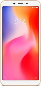 Xiaomi Redmi 6 3Gb/64Gb (Global Version)