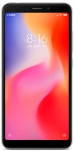 Xiaomi Redmi 6 3Gb/32Gb (Global Version)