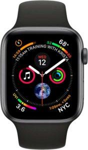 Apple Watch Series 4 44mm Space Gray (MU6D2)