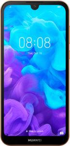 Huawei Y5 2019 2Gb/32Gb (AMN-LX9) янтарный коричневый