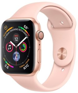 Apple Watch Series 4 40mm Aluminum Gold (MU682)