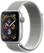 Apple Watch Series 4 40mm Aluminum Silver (MU652)