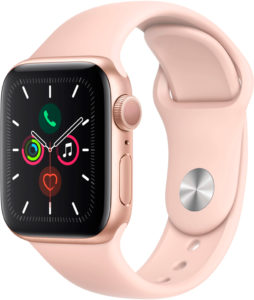 Apple Watch Series 5 40mm Aluminum Gold (MWV72)