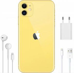 Apple iPhone 11 128GB желтый