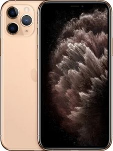 Apple iPhone 11 Pro Max 64GB золотистый