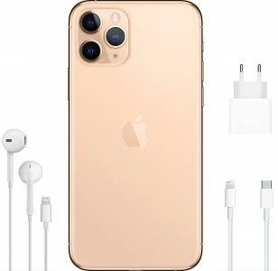 Apple iPhone 11 Pro Max 64GB золотистый