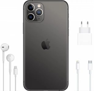 Apple iPhone 11 Pro Max 64GB серый космос