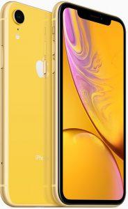 Apple iPhone XR 128Gb желтый