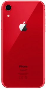 Apple iPhone XR 64Gb красный