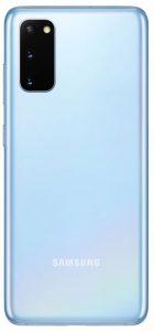 Samsung Galaxy S20 8Gb/128Gb голубой