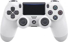 Геймпад Sony DualShock 4 v2 (белый)