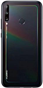 Huawei P40 Lite E черный