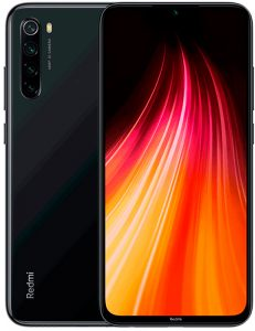Redmi Note 8 4Gb/64Gb (Global Version) черный