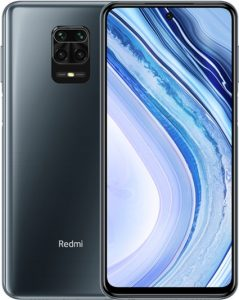 Redmi Note 9 Pro 6Gb/128Gb (Global version) серый