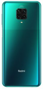 Redmi Note 9 Pro 6Gb/128Gb (Global version) зелёный