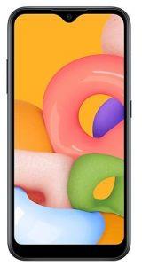 Samsung Galaxy A01 (SM-A015F/DS) черный