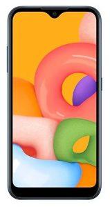 Samsung Galaxy A01 (SM-A015F/DS) синий