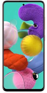 Samsung Galaxy A51 4GB/64GB красный