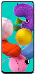 Samsung Galaxy A51 6Gb/128Gb белый