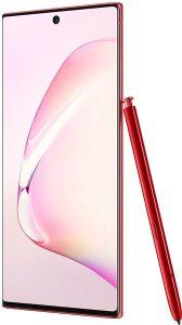 Samsung Galaxy Note 10 8Gb/256Gb красный