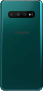 Samsung Galaxy S10 8Gb/128Gb зеленый