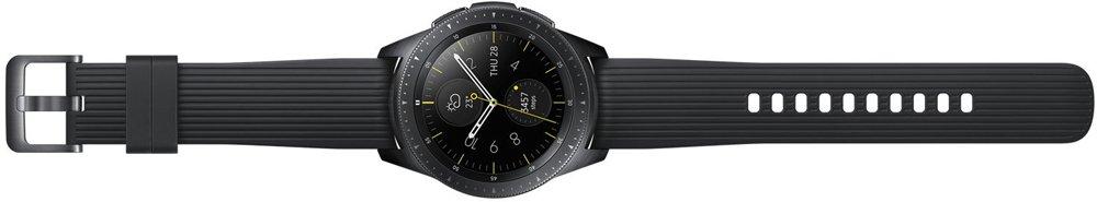Samsung Galaxy Watch 42mm (SM-R810) глубокий черный