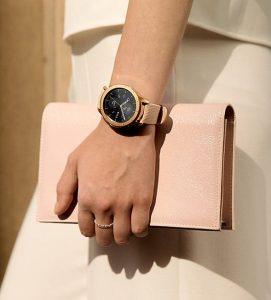 Samsung Galaxy Watch 42mm (SM-R810) розовое золото