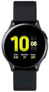 Samsung Galaxy Watch Active2 алюминий 40мм (лакрица)