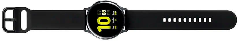 Samsung Galaxy Watch Active2 алюминий 44мм (лакрица)