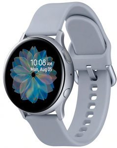 Samsung Galaxy Watch Active2 алюминий 44мм (арктика)