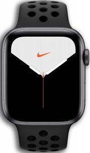 Apple Watch Nike Series 5 44mm Aluminum Space Gray (MX3W2)