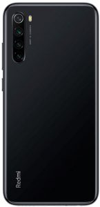 Redmi Note 8 4Gb/128Gb (Global Version) черный